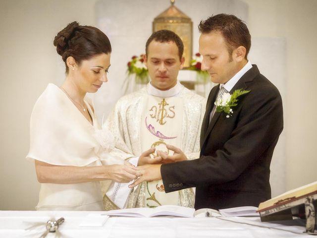 Il matrimonio di Daniele e Silvia a Melzo, Milano 39