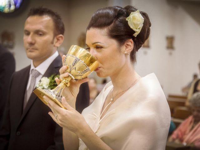 Il matrimonio di Daniele e Silvia a Melzo, Milano 41