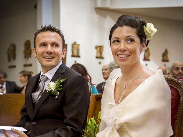 Il matrimonio di Daniele e Silvia a Melzo, Milano 43