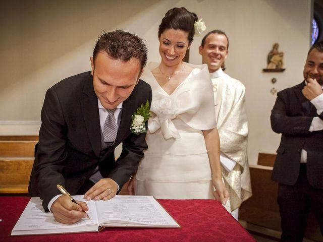 Il matrimonio di Daniele e Silvia a Melzo, Milano 44