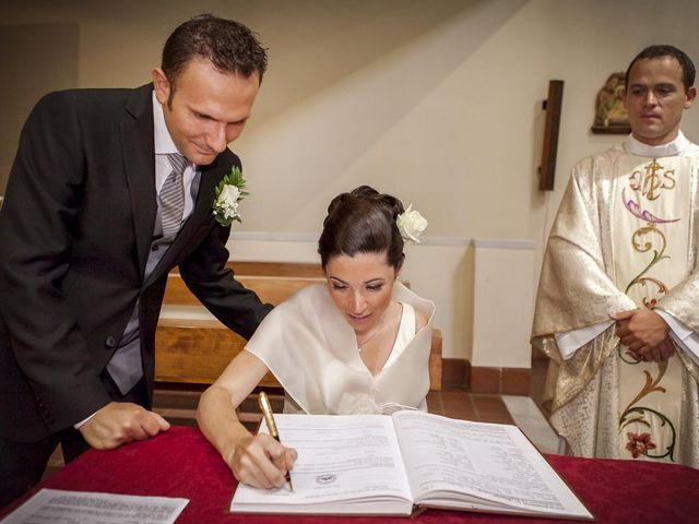 Il matrimonio di Daniele e Silvia a Melzo, Milano 45