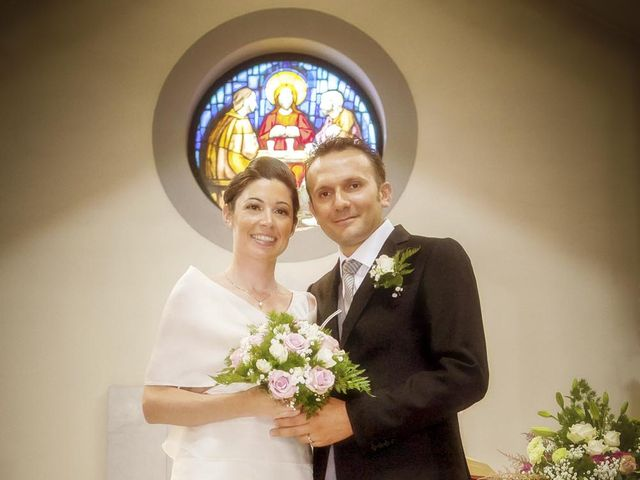 Il matrimonio di Daniele e Silvia a Melzo, Milano 46