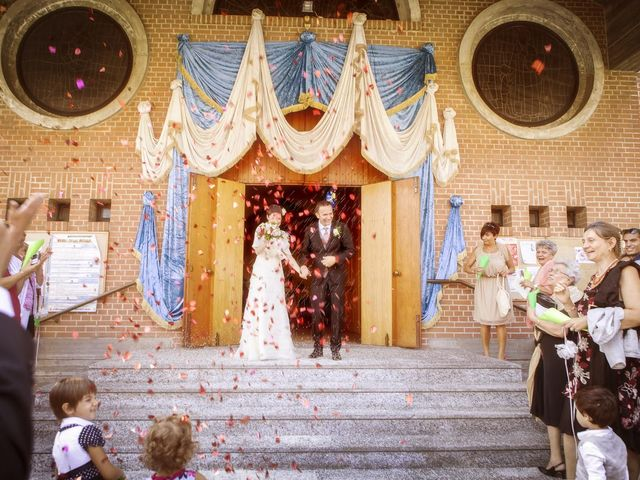 Il matrimonio di Daniele e Silvia a Melzo, Milano 48