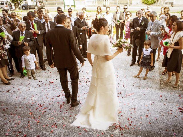 Il matrimonio di Daniele e Silvia a Melzo, Milano 52