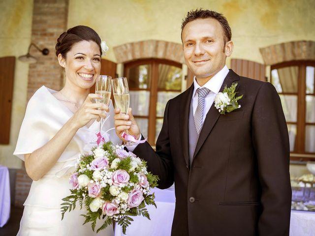 Il matrimonio di Daniele e Silvia a Melzo, Milano 59