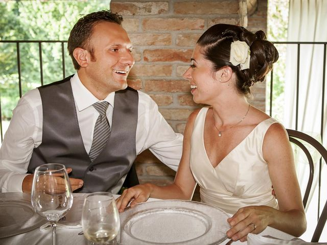 Il matrimonio di Daniele e Silvia a Melzo, Milano 63