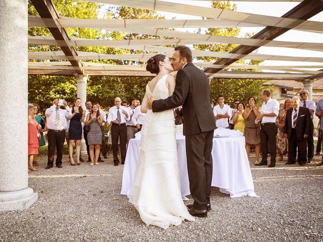 Il matrimonio di Daniele e Silvia a Melzo, Milano 73