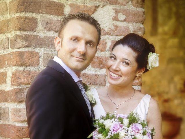 Il matrimonio di Daniele e Silvia a Melzo, Milano 80