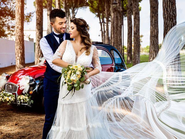 Le nozze di Melania e Simone