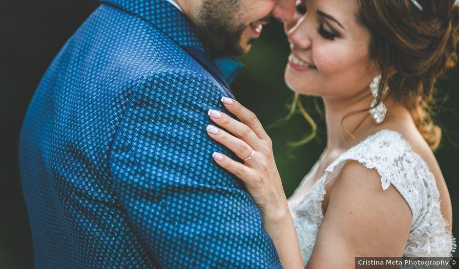 Il matrimonio di Marco e Aida a Imbersago, Lecco