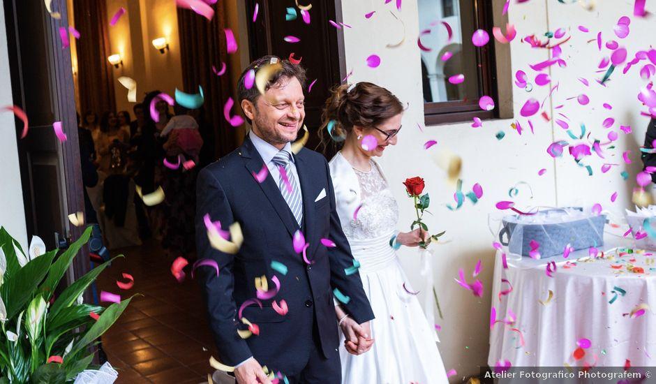 Il matrimonio di Michele e Silvia a Parma, Parma