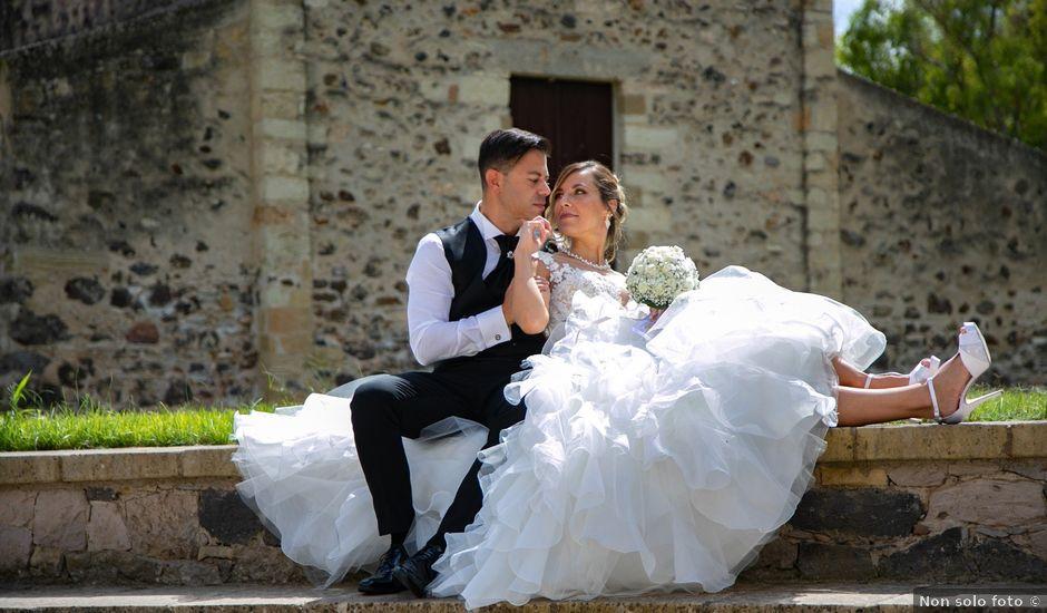 Il matrimonio di Marco e Sara a Serrenti, Cagliari