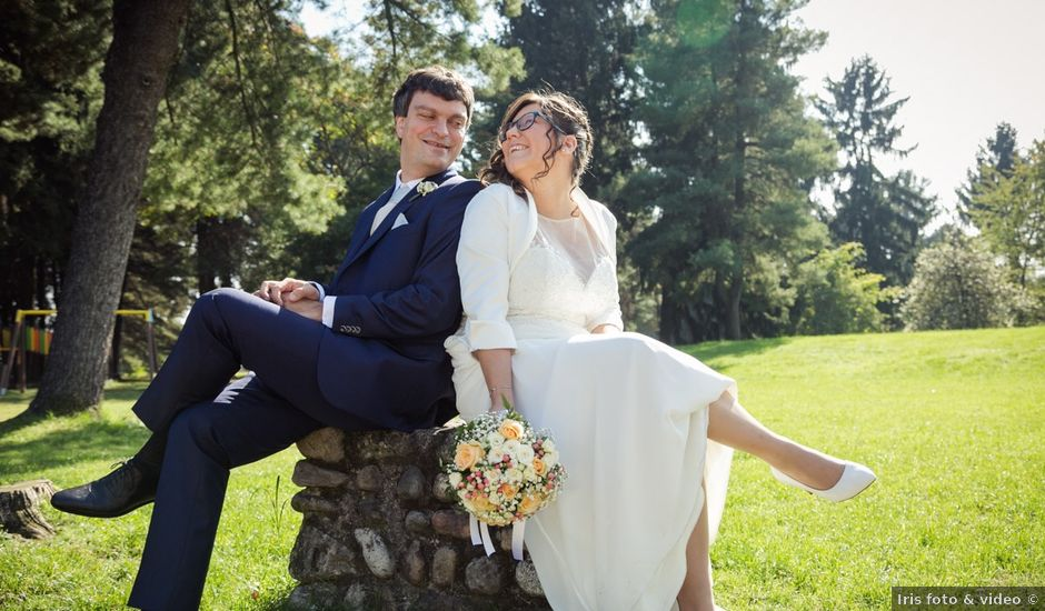 Il matrimonio di Luca e Laura a Saronno, Varese
