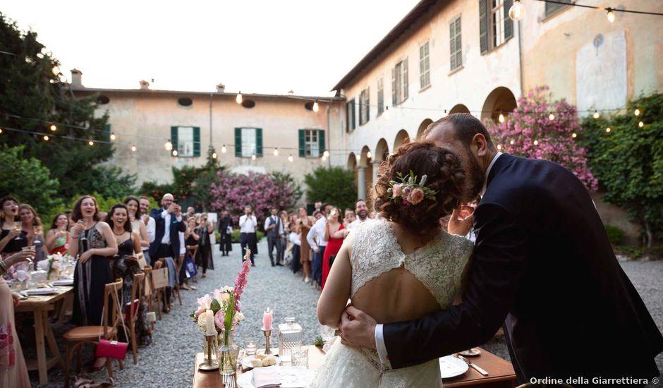 Il matrimonio di Jacopo e Fabrizia a Lecco, Lecco