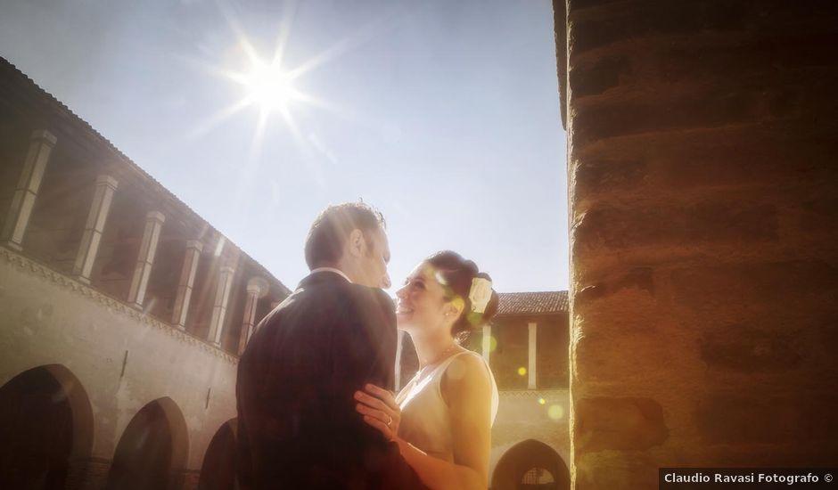 Il matrimonio di Daniele e Silvia a Melzo, Milano