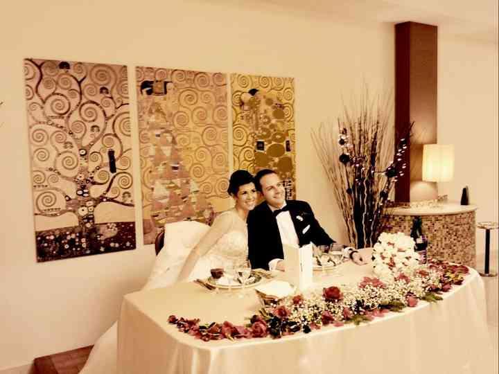 Le nozze di Antonio e Clara