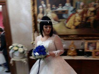 Le nozze di Erika e Angelo 1