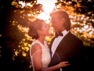 Le nozze di Tiziana e Patrizio