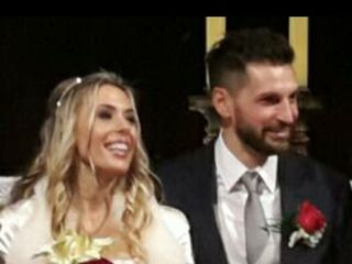 Le nozze di Marco  e Letizia 1