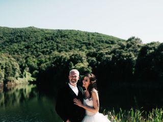 Le nozze di Donatella e Massimo