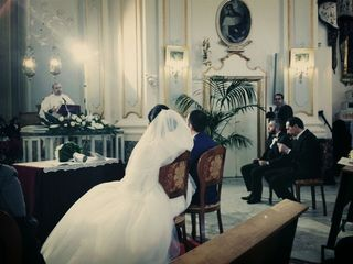 Le nozze di Antonio e Clara 1