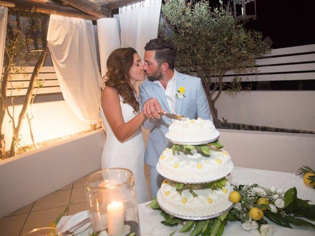 Le nozze di Kristine e Casey