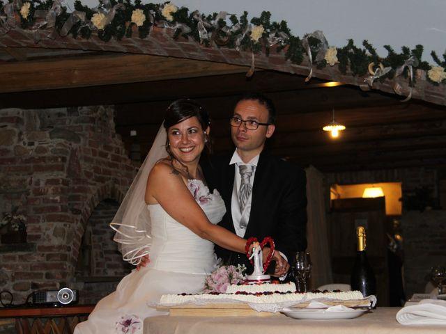 Il matrimonio di Luca e Lorena a Cavour, Torino 1