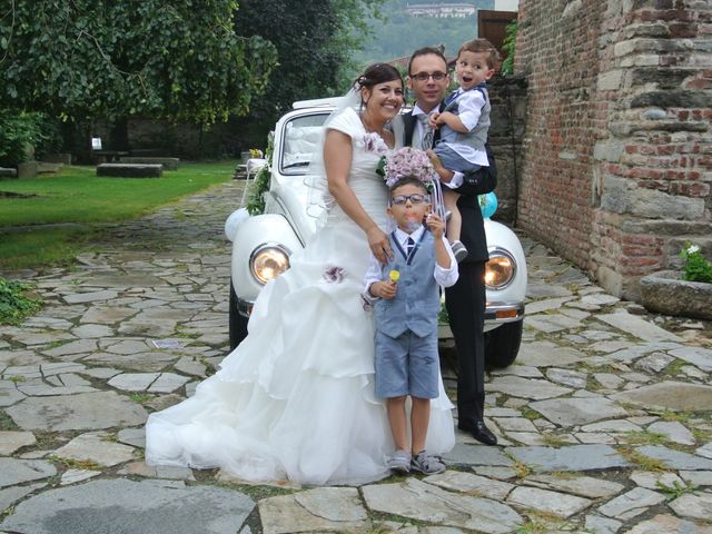 Il matrimonio di Luca e Lorena a Cavour, Torino 2