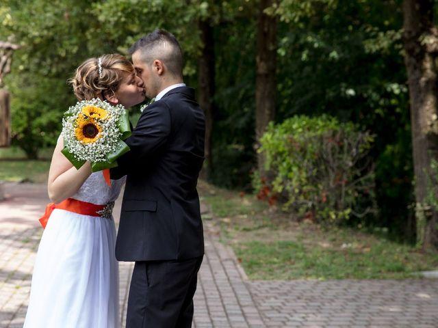 Il matrimonio di Lorenzo  e Federica  a Curtarolo, Padova 16