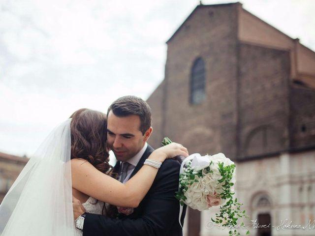 Il matrimonio di Alessio e Odeta a Bologna, Bologna 1