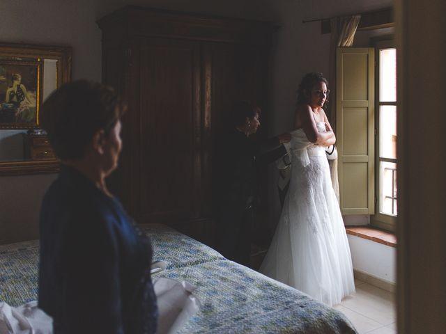Il matrimonio di Andrea e Stefania a Castell'Arquato, Piacenza 11