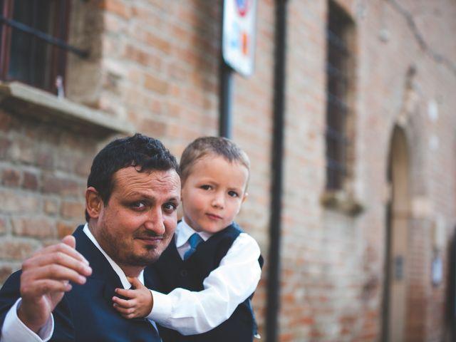 Il matrimonio di Andrea e Stefania a Castell'Arquato, Piacenza 32