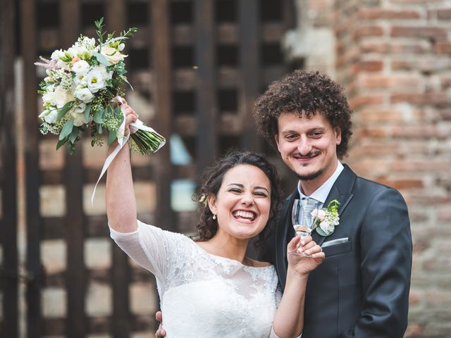 Il matrimonio di Andrea e Stefania a Castell'Arquato, Piacenza 83