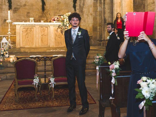 Il matrimonio di Andrea e Stefania a Castell'Arquato, Piacenza 35