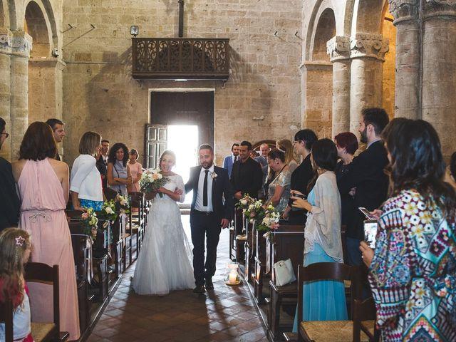 Il matrimonio di Andrea e Stefania a Castell'Arquato, Piacenza 38