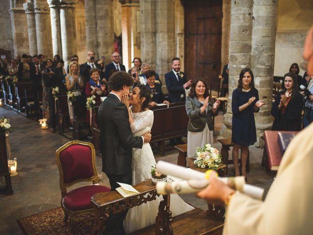 Il matrimonio di Andrea e Stefania a Castell'Arquato, Piacenza 59