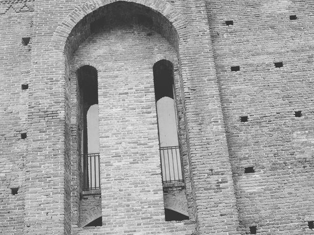Il matrimonio di Andrea e Stefania a Castell'Arquato, Piacenza 80