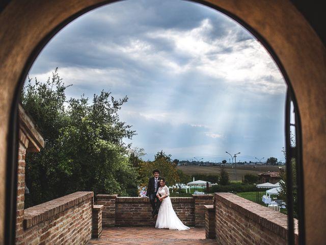 Il matrimonio di Andrea e Stefania a Castell'Arquato, Piacenza 2