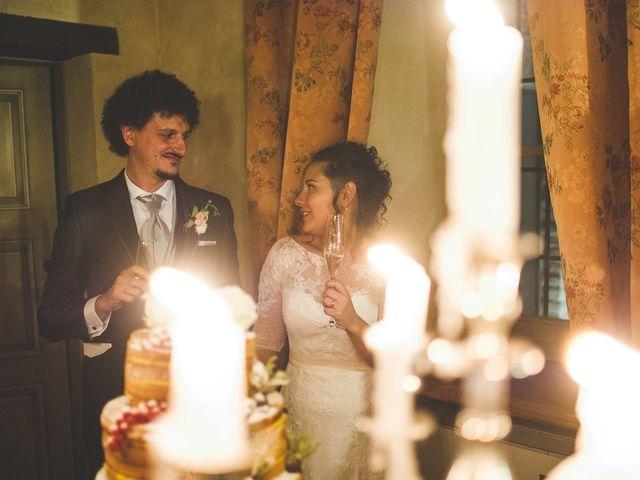 Il matrimonio di Andrea e Stefania a Castell'Arquato, Piacenza 118