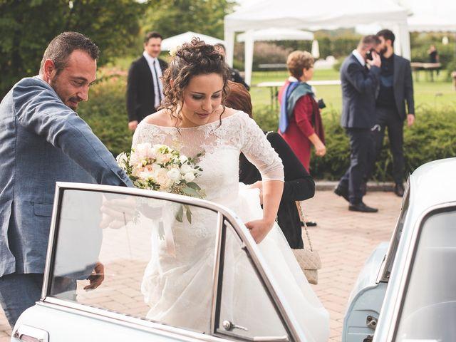 Il matrimonio di Andrea e Stefania a Castell'Arquato, Piacenza 21