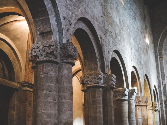 Il matrimonio di Andrea e Stefania a Castell'Arquato, Piacenza 57