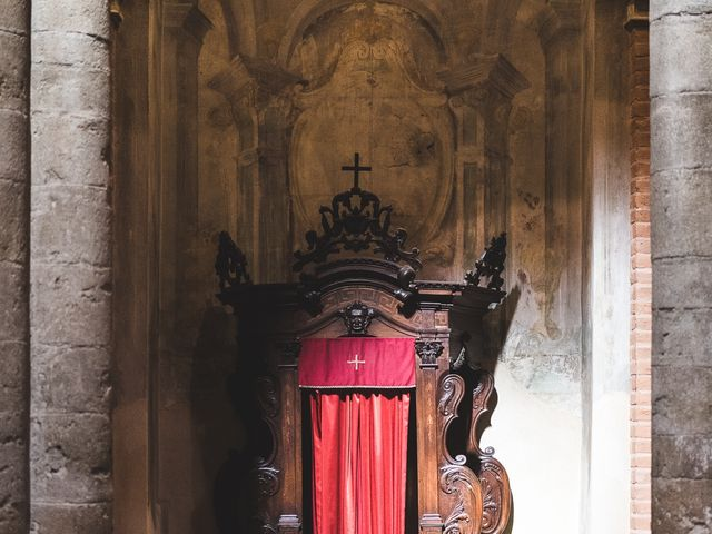 Il matrimonio di Andrea e Stefania a Castell'Arquato, Piacenza 56