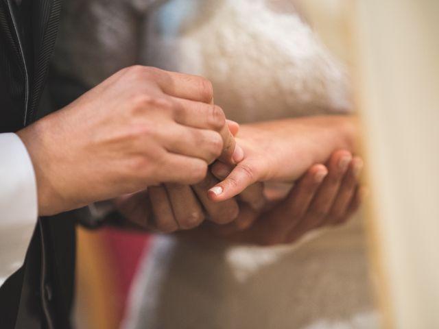Il matrimonio di Andrea e Stefania a Castell'Arquato, Piacenza 45