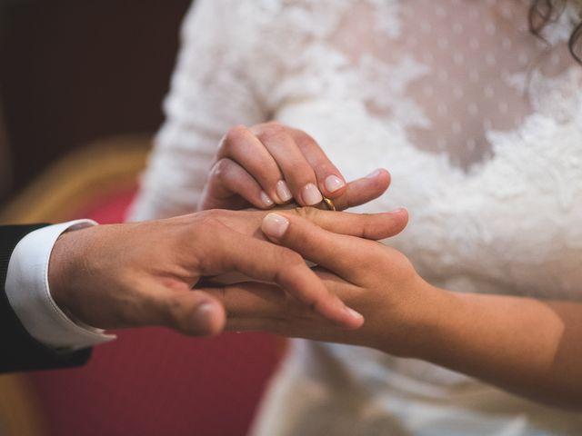 Il matrimonio di Andrea e Stefania a Castell'Arquato, Piacenza 46