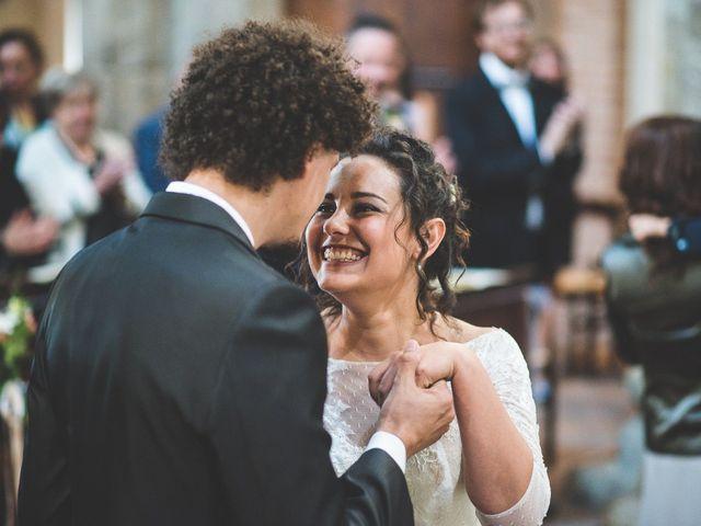 Il matrimonio di Andrea e Stefania a Castell'Arquato, Piacenza 50