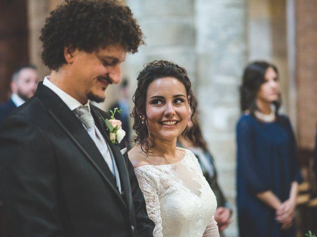 Il matrimonio di Andrea e Stefania a Castell'Arquato, Piacenza 49