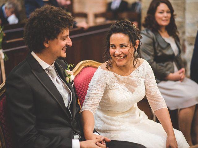 Il matrimonio di Andrea e Stefania a Castell'Arquato, Piacenza 48