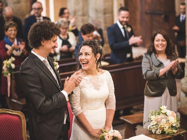 Il matrimonio di Andrea e Stefania a Castell'Arquato, Piacenza 58
