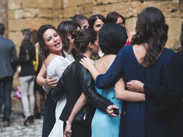 Il matrimonio di Andrea e Stefania a Castell'Arquato, Piacenza 74