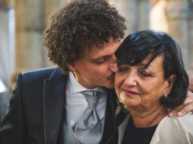 Il matrimonio di Andrea e Stefania a Castell'Arquato, Piacenza 34